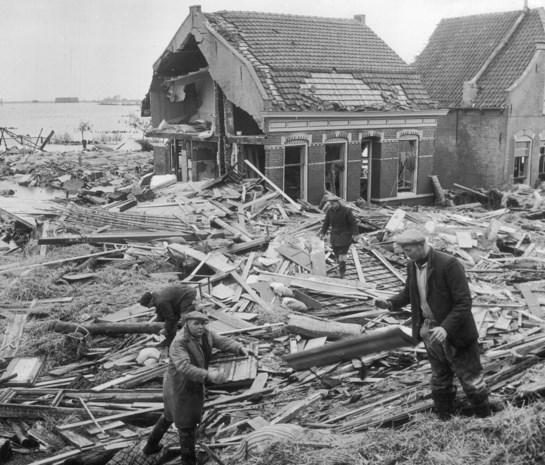 Het weekend waarin God niet thuis was: de watersnoodramp van 1953 in Zeeland