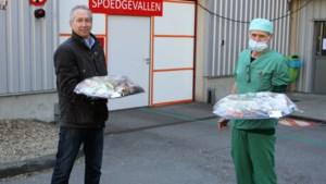 Delicatessenzaak Harvey & Hayes schenkt elke dag kaasschotels weg aan coronahelden en -slachtoffers