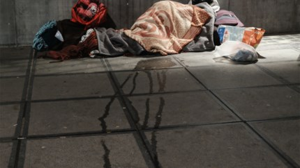 Stad huurt kamers om daklozen slaapplek te bieden