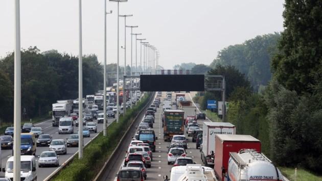 Twee dagen onderhoudswerken op E313 ter hoogte van Wommelgem richting Antwerpen