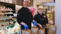 Italiaanse traiteur schenkt gratis maaltijden aan personeel Stuivenbergziekenhuis