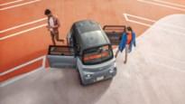 Nieuw elektrisch stadsautootje ook voor Franse 14-jarigen
