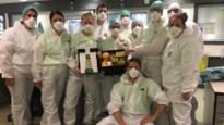 Kim Clijsters stuurt vitamientjes naar Sint-Trudo-ziekenhuis