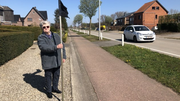 Trajectcontrole op Grote Steenweg tussen Geel en Westerlo