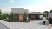 Keiheuvel vernieuwt toegangszone om ingang overzichtelijker en veiliger te maken