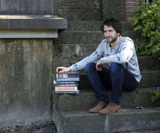 """Pieter Serrien werkte mee aan 'Ten Oorlog: de bevrijding van Vlaanderen': """"Het verhaal van de V-bommen is toch een beetje vergeten"""""""