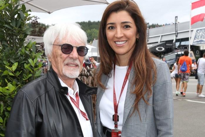 Bernie Ecclestone wordt papa: oudste kind is 65, zijn jongste is op komst