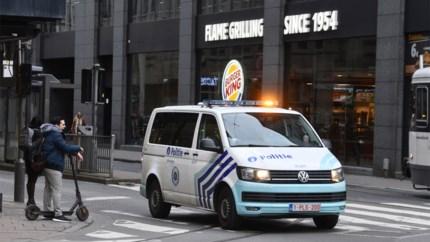 Man deelt kopstoot uit aan politie-inspecteur