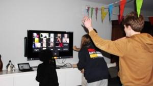 """Tsion Foubert houdt virtueel 'sweet sixteen'-feestje: """"Leuk dat ik zo toch nog verjaardag kon vieren met vrienden"""""""