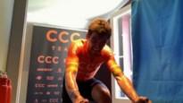 Greg Van Avermaet soleert naar de zege in eerste virtuele Ronde van Vlaanderen:
