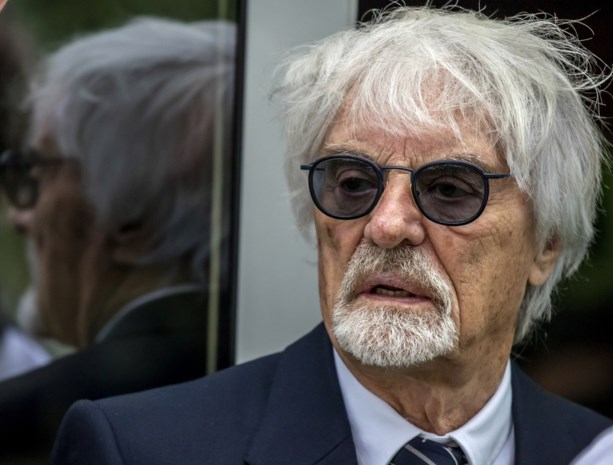 "Voormalig Formule 1-baas Bernie Ecclestone wordt opnieuw vader… op z'n 89ste: ""Genoeg tijd gehad om te oefenen"""