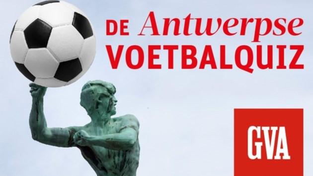 Deel vier van 'De Antwerpse Voetbalquiz': ken jij de tien onorthodoxe breinbrekers van Dave Peters?