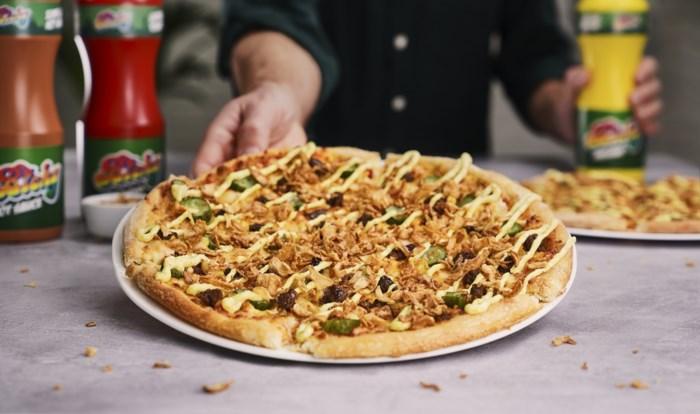 Bizarre combinatie of het beste van twee werelden? Voortaan kan je ook een 'Bicky pizza' bestellen