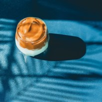Deze Dalgona-koffie is momenteel razend populair