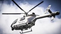 Achtervolging op vermeende drugsuithalers eindigt met crash op de Luchtbal