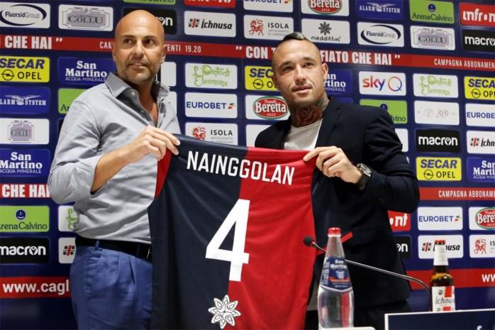 Voorzitter Cagliari vreest voor vertrek 'dure' Nainggolan