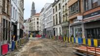 Stad Antwerpen maakt gebruik van verminderde drukte om wegenwerken op te starten