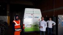 Bakkers van PIVA verrassen helden van de Stadsreiniging op 750 koffiekoeken