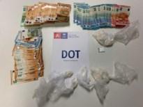 Met de taxi richting drugsdeal: vier arrestaties