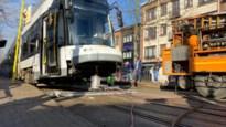 Lijdensweg blijft duren: werkzaamheden aan kapotte tramwissel in Mortsel uitgesteld