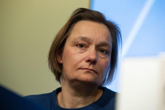 """Voorzitster expertengroep Erika Vlieghe: """"Alles tegelijk weer opstarten is epidemiologische zelfmoord"""""""