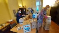 """Vlaams Belang deelt 10.000 mondmaskers uit in woonzorgcentra en aan agenten: """"Nu niet staan roepen op andere partijen, maar samenwerken"""""""