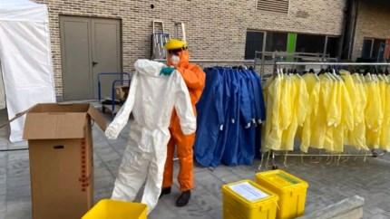 AZ Herentals recupereert 200 schorten per dag met koelcel, buitenland toont interesse