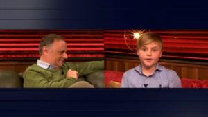 """Milo Van Ranst over papa Marc: """"Je bent een echte superheld"""""""