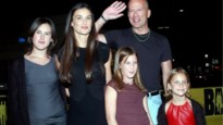 Bruce Willis en Demi Moore samen in quarantaine en in dezelfde pyjama