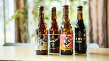 """Minibrouwerij blijft actief: """"Onze bierronde door de zuidrand  mag op veel sympathie rekenen"""""""