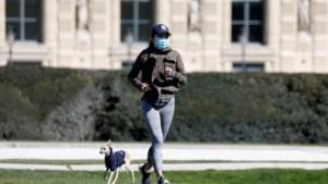 Beter niet achter elkaar fietsen of joggen in coronatijden, waarschuwt nieuwe studie