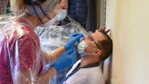Woonzorgcentra kunnen massaal testen en dat wordt een enorme operatie