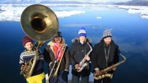 Requiem op smeltende gletsjer van Antwerps theatergezelschap scoort op Facebook