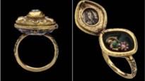 Koning Boudewijnstichting koopt zeldzame 17de-eeuwse ring voor DIVA-museum