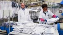 Werken in tijden van corona: industriële wasserij CleanLease uit Hoogstraten draait overuren