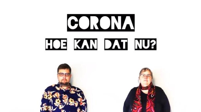 Familie Rombouts maakt lied en bijhorende choreografie over corona