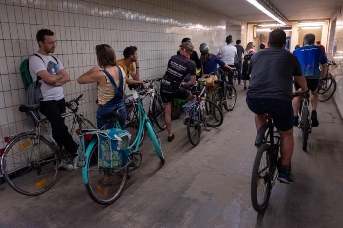 "Nadine Peeters (PVDA): ""Fietstunnel sluiten is absurd"""
