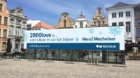 Affichecampagne bedankt Mechelaars om in hun kot te blijven