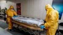 Opnieuw enorme sprong in aantal doden in ons land: algemeen sterftecijfer stijgt, maar in ziekenhuizen daalt het wel