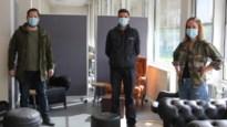 Kringwinkel zorgt voor gezellig ingerichte personeelsruimte ZNA Middelheim
