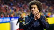 """Rode Duivel Axel Witsel schenkt 100.000 euro aan Luiks ziekenhuis: """"Voetbal stelt in deze kritieke situatie niet veel voor"""""""