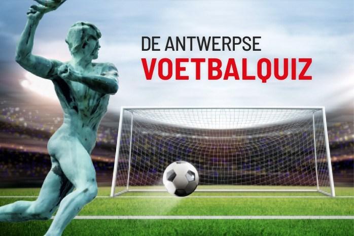 Deel drie van 'De Antwerpse Voetbalquiz': ken jij de tien onorthodoxe breinbrekers van Dave Peters?