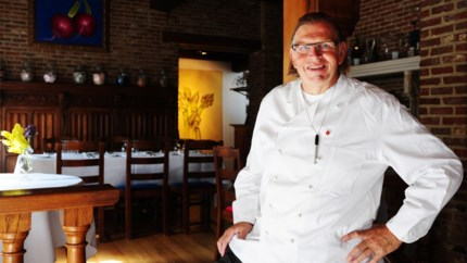 Sterrenchef Johan Segers krijgt bijzonder cadeau voor 70ste verjaardag