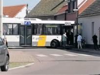 Bus De Lijn rijdt zich vast: chauffeur wellicht in de war door omleiding