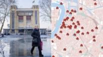 KAART. Wat leeft er in de Antwerpse wijken? Lees hier onze buurtreportages