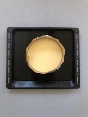 Cheesecake met drie ingrediënten