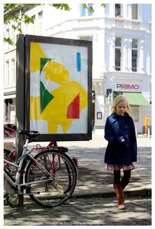 200 billboards worden kunstwerken in Antwerpen