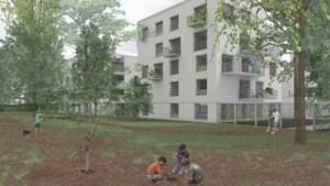 Nieuwe woonwijk combineert 77 woningen met stadsbos
