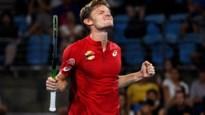 David Goffin wint eerste wedstrijd in virtueel toernooi van Madrid