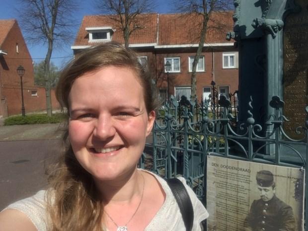 Coronawandeling in Essen: tussen historische gebouwen en groene weilanden